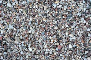 Plauto žvirgždo akmenukai