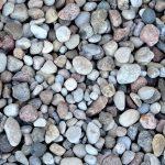 Žvirgždo akmenukai