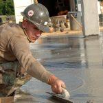 Grindų betonavimo darbai